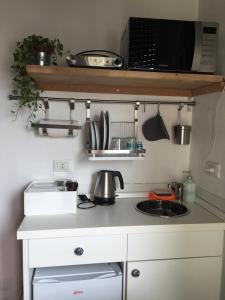 Cucina o angolo cottura di Up to Seven