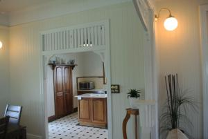 A kitchen or kitchenette at Ocean Serenity