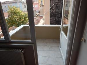 Балкон или терраса в İpek Hotel