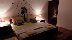 Postel nebo postele na pokoji v ubytování Apartment Rendulic