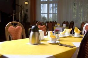Restaurace v ubytování Hotel Saint Antonius