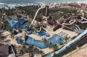 A bird's-eye view of Ap Praia De Iracema Fortaleza