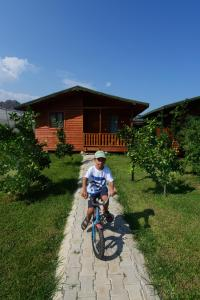 Biking at or in the surroundings of Yildiz Pension Bungalows