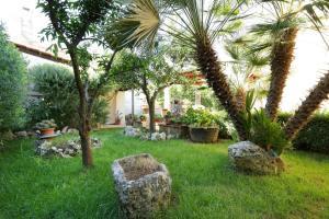Giardino di Bed and Breakfast La Villa