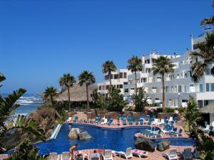 A view of the pool at Las Rocas Resort & Spa or nearby