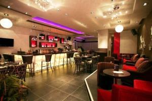 Εστιατόριο ή άλλο μέρος για φαγητό στο Hotel Aheron