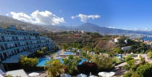 Widok z lotu ptaka na obiekt Hotel Spa La Quinta Park Suites