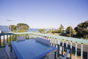 A view of the pool at Torquay Retreats - Anderson or nearby