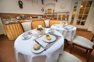 부티크 호텔 콘스탄스 레스토랑 또는 맛집