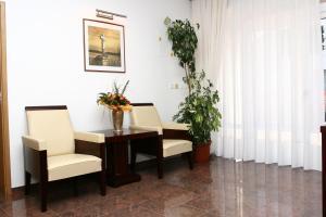 Гостиная зона в Apartmani Marbis