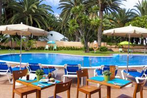 Un restaurante o sitio para comer en Sol Puerto de la Cruz Tenerife