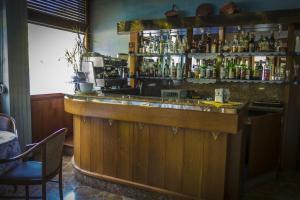 Salone o bar di Albergo La Romanella