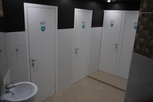 Ванная комната в Стерео Хостел