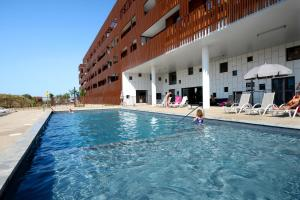 The swimming pool at or close to Résidence Odalys Terra Gaia