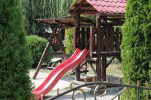 Children's play area at Zakarpattya