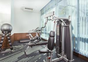 Фитнес-центр и/или тренажеры в Adelphi Pattaya