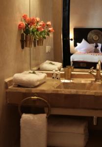 Un baño de Riad Diana