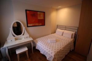 Cama o camas de una habitación en 4 Bedroom Apartment Covent Garden