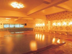 The swimming pool at or near Hanayagi no Sho Keizan
