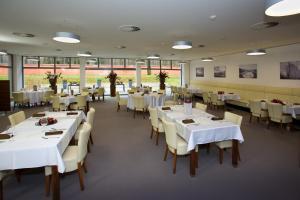 Restaurace v ubytování Lesni Hotel