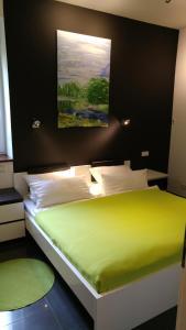 Ein Bett oder Betten in einem Zimmer der Unterkunft Apartment Rhein Main
