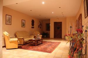Vestíbul o recepció de Apartamentos Cal Ratero