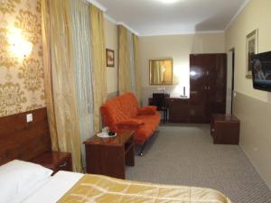 Гостиная зона в Гостевой Дом Стрелецкий