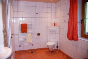 A bathroom at Blaserhof