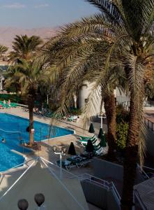 A view of the pool at Isrotel Riviera Club or nearby