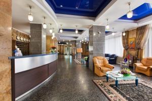 Hall ou réception de l'établissement Conference Hotel Suputnyk