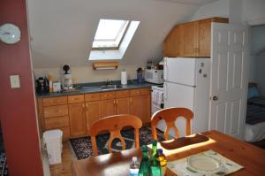Küche/Küchenzeile in der Unterkunft Richmond Highland Farm