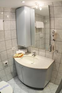 Ένα μπάνιο στο Petros Italos
