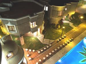 Vista de la piscina de Mansion Tepotzotlan o alrededores