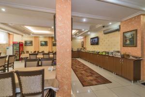 Ресторан / й інші заклади харчування у May Hotel Istanbul