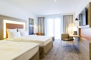 A room at Novotel Nuernberg Centre Ville