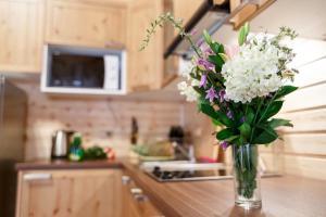 Кухня или мини-кухня в Загородный клуб Афанасий
