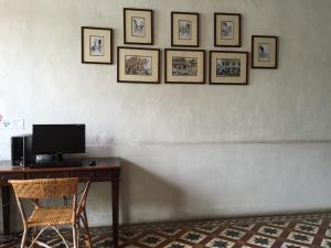 TV/Unterhaltungsangebot in der Unterkunft Old Penang Guesthouse