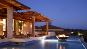 The swimming pool at or near The St. Regis Punta Mita Resort