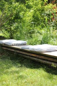 Zahrada ubytování Chalet Gabrettina