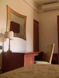 TV/Unterhaltungsangebot in der Unterkunft Hotel Picchio