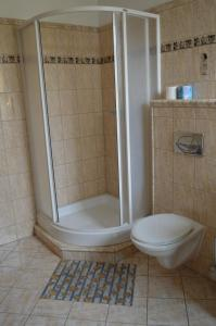 A bathroom at Hotel Paradise