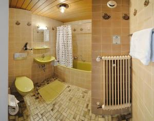 Ванная комната в Hotel Keinath Stuttgart
