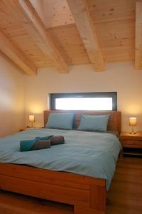 Ein Bett oder Betten in einem Zimmer der Unterkunft Riders Nest