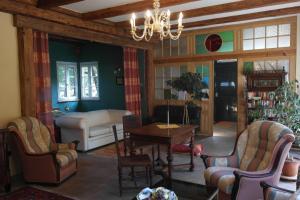 Lounge oder Bar in der Unterkunft Presshaus Alte Mühle