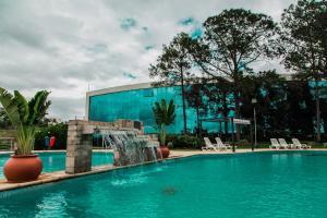 Piscina en o cerca de Hotel Casino Acaray