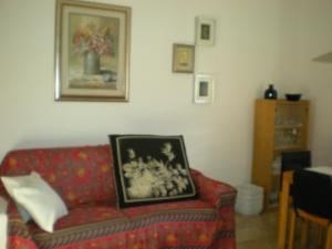 Area soggiorno di Casa Dorotina