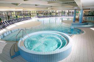 The swimming pool at or near Ramada Resort Kranjska Gora