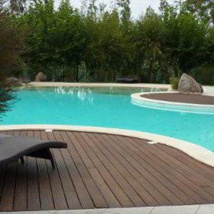 A piscina em ou perto de Quinta das Mineirinhas