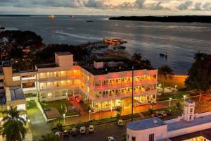 Hotel Tequendama Inn Estación a vista de pájaro