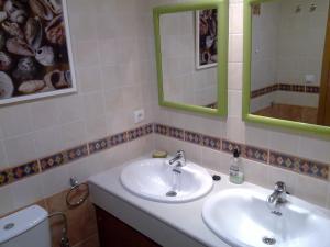 Un baño de Residencial Alcoy